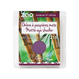 Refill Matt eye shadow 215 Purplish grape
