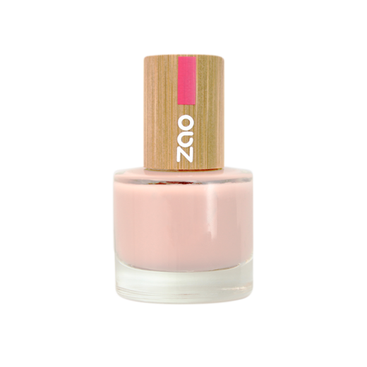 Nail polish 675 Frosted pink