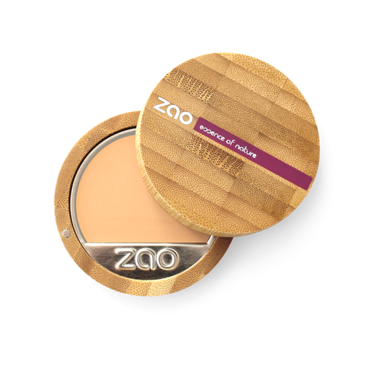 Compact foundation 728 Very light ochre