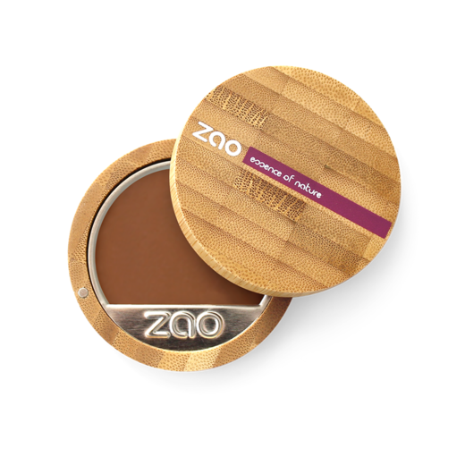 Compact foundation 739 Carob