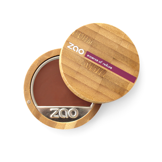 Compact foundation 740 Dark mahogany
