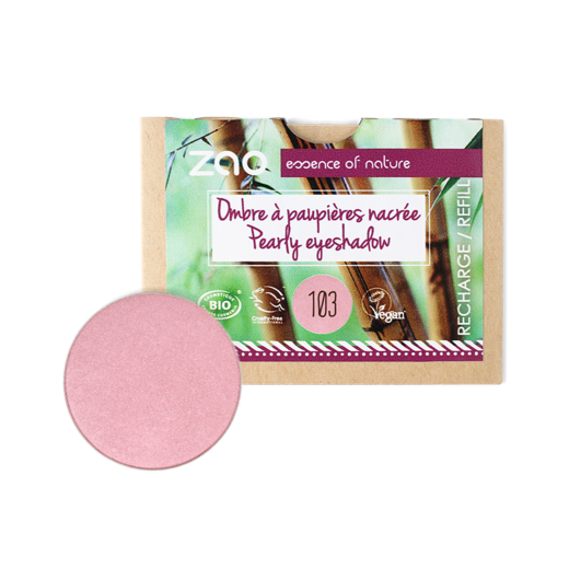 Refill Pearly Eye Shadow 103 Pearly old pink