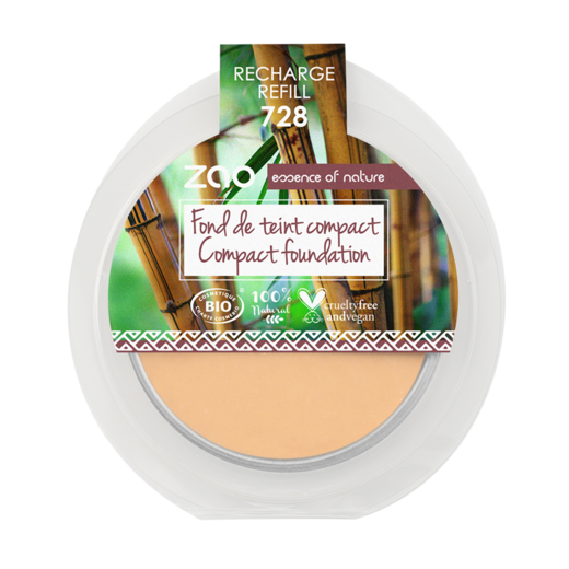 Refill compact foundation 728