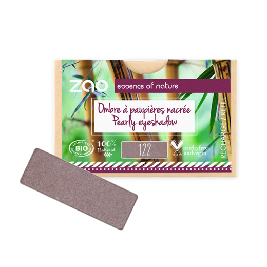 Refill Rectangle Eyeshadow  Desert Rose 122