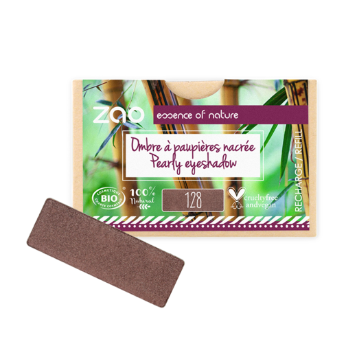 Refill Rectangle Eyeshadow  Tiramisu 128