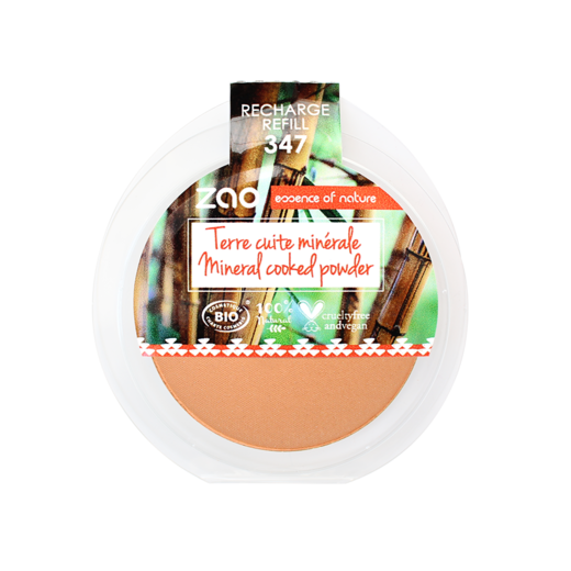 Refill Cooked Powder 347 Natural Glow