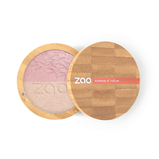 Shine-up powder duo 311 Pink & gold