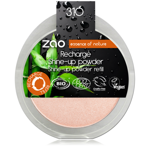 Refill Shine up powder 310 Pink Champagne
