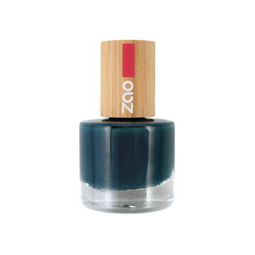 Nailpolish : 666 (Blue Duck)