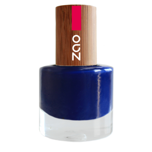 Nailpolish : 653 (Night blue)