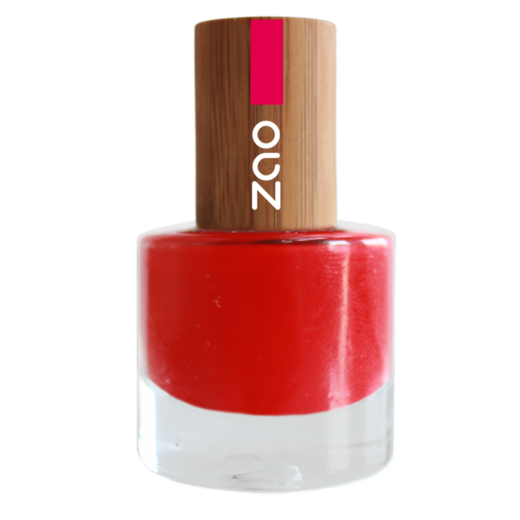 Nailpolish : 650 (Carmin Red)