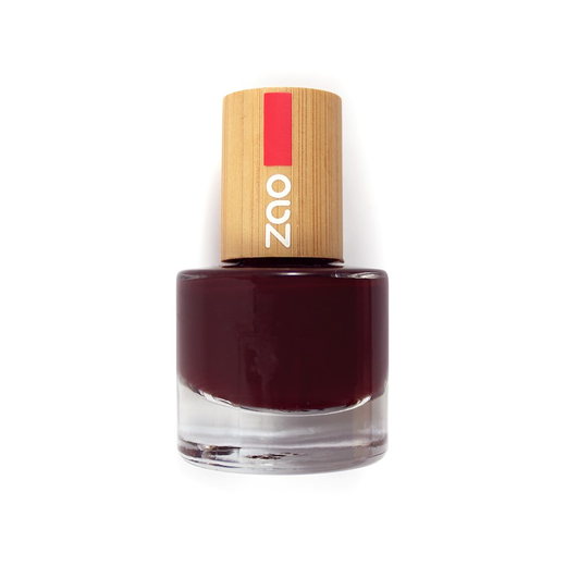 Nailpolish: 659 (Black cherry)
