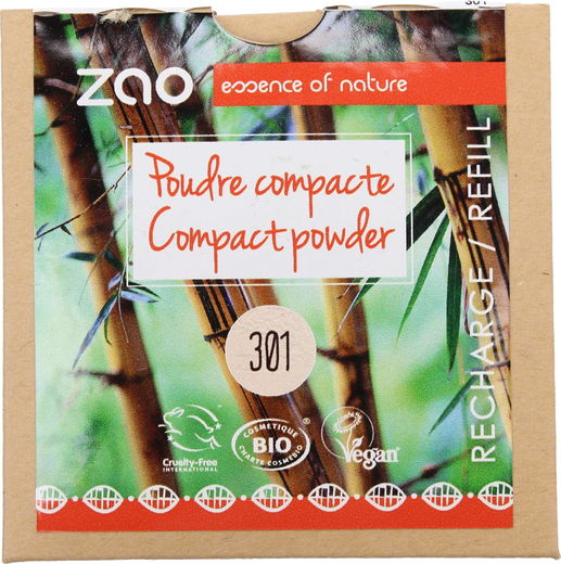 Refill Compact Powder 301 Ivory