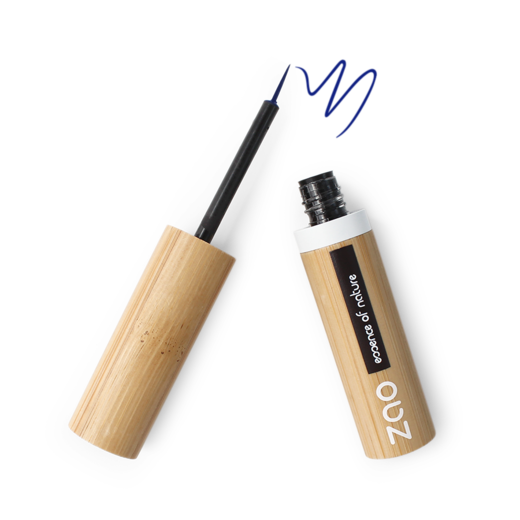 Eyeliner brush 072 Electric blue