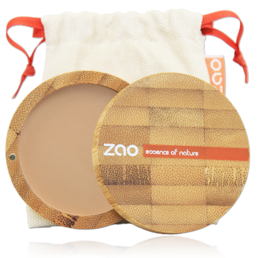 Compact Powder 302 (Beige orange)