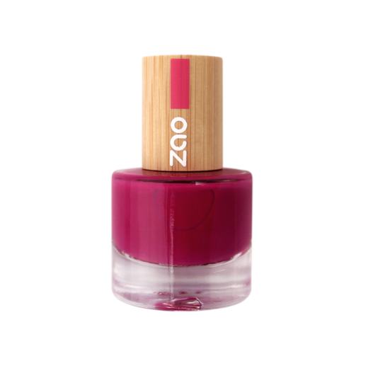 Nailpolish : 663 (Rasberry)