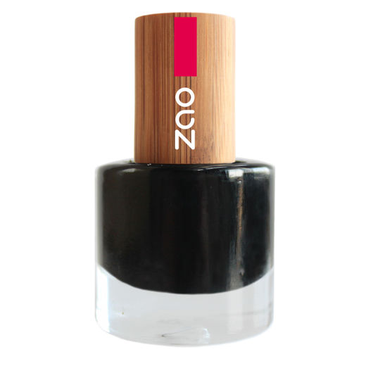 Nailpolish : 644 (Black)