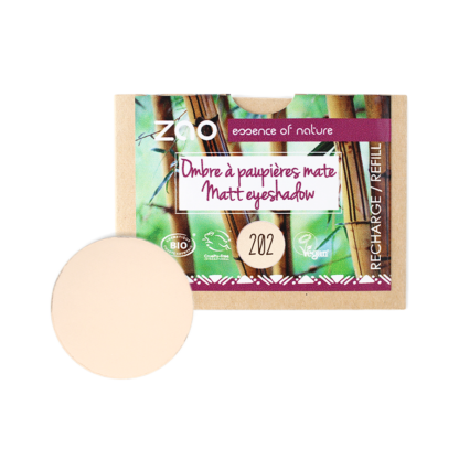 Refill Matt Eye Shadow 202 Brown beige