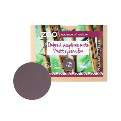 Refill Matt Eye Shadow 205 Dark purple
